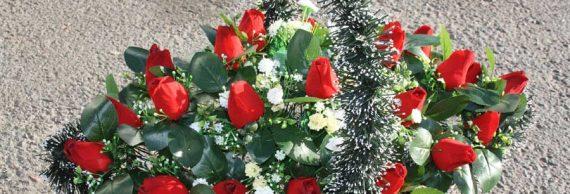 Корзины. Интернет магазин ритуальных цветов в Санкт-Петербурге